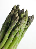 Bunch Of Asparagus Spears — Stock Photo