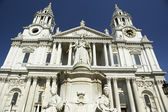 St Paul's Cathedral, London, England — Stock Photo