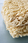 Dried Instant Noodles — Stock Photo