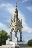 Albert Memorial, London, England — Stock Photo