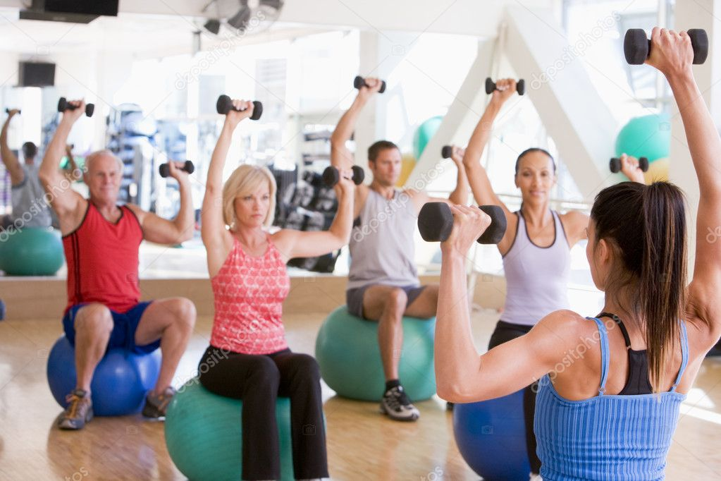 Gym system creon