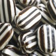 Hard Candy Humbugs In A Large Group - Stock Photo