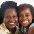 Woman With Her Teenage Daughter - Photo