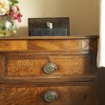 Set Of Antique Drawers — Stock Photo #4796254