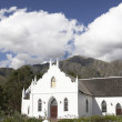 Stock Photo: Typical Church,South Africa