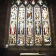 Foto de Stock  : Stained-glass window