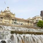 Birmingham Council House at Victoria Square. — Stock Photo #4797061