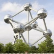 Royalty-Free Stock Photo: The Atomium in Brussels