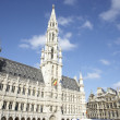Grand Place,Brussels,Begium - Stock Photo