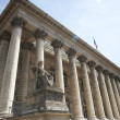 LBourse,Paris Stock Exchange — Stock Photo #4797167