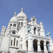 France,Paris,Basilique Du Sacre Coeur - Stock Photo