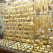 Dubai,Gold Souk — Stock Photo