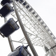 Ferris Wheel,Birmingham,UK - Stock Photo