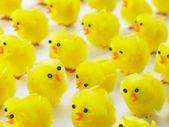 Abundance Of Easter Chicks — Стоковое фото