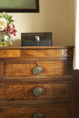 Set Of Antique Drawers — 图库照片