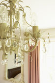 Detail of Chandelier — Stock Photo