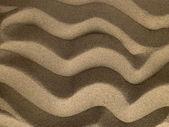 沙波纹的纹理 — 图库照片