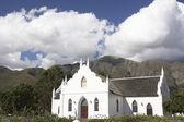 Típica iglesia, sudáfrica — Foto de Stock