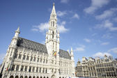 Grand Place,Brussels,Begium — Stock Photo