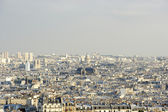 View Of Parisian Skyline — Stock Photo