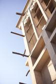 Typický dům v dubaji — Stock fotografie