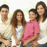 familjen — Stockfoto