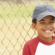 Young Boy Playing Baseball — Stock Photo #4823101