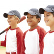Young Boys In Baseball Team — Stock Photo #4823124