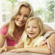 Mother And Daughter — Stock Photo #4823834