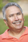 Portrait Of Smiling Senior Man — Stock Photo