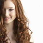 Portrait Of Attractive Teenage Girl In Studio — Stock Photo