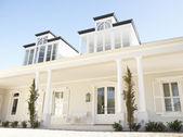 Exterior Of Beautiful Dream Home — Stock Photo