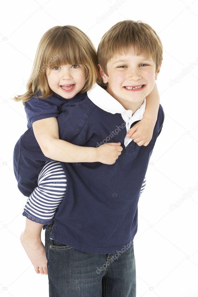 Сестра дала брату молодые 13 фотография