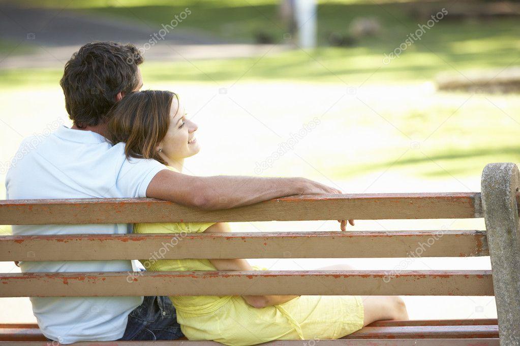 Раком на скамейке 5 фотография