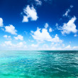 Ocean and perfect sky — Stock Photo #4492229