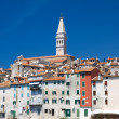 Rovinj city in Croatia — Stock Photo