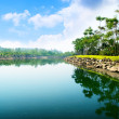 Park in Thailand — Stock Photo