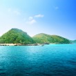 Tropical island and ocean — Stock Photo #4606937