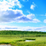 Lago de montanha do Norte — Foto Stock