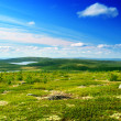 North mountain tundra — Stock Photo #4607600