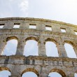 Roman amphiteater in Pula, Croatia — Stock Photo