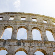 Roman amphiteater in Pula, Croatia — Stock Photo #4608019