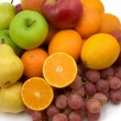 Fruits isolated - Stock Photo