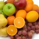 Fruits isolated — Stock Photo #4608639