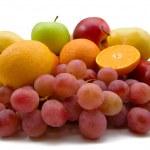 Fruits isolated — Stock Photo #4608643
