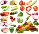 Vegetables — Foto Stock