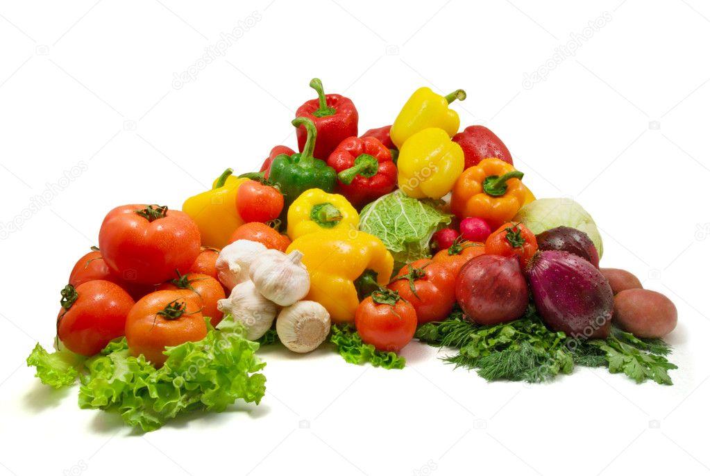 овощи на картинке