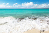 Playa de la isla catalina, republica dominicana — Foto de Stock