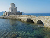 Castle of Methoni — Stock Photo