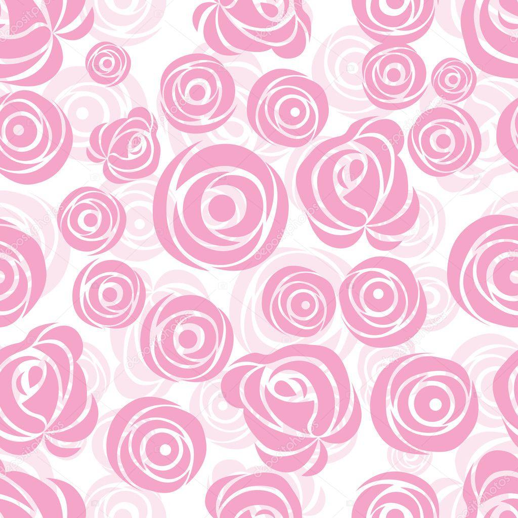 Flower background — Stock Vector © svetap #5043149